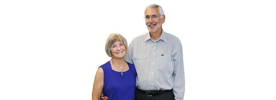 Bob and Carol Kerwin