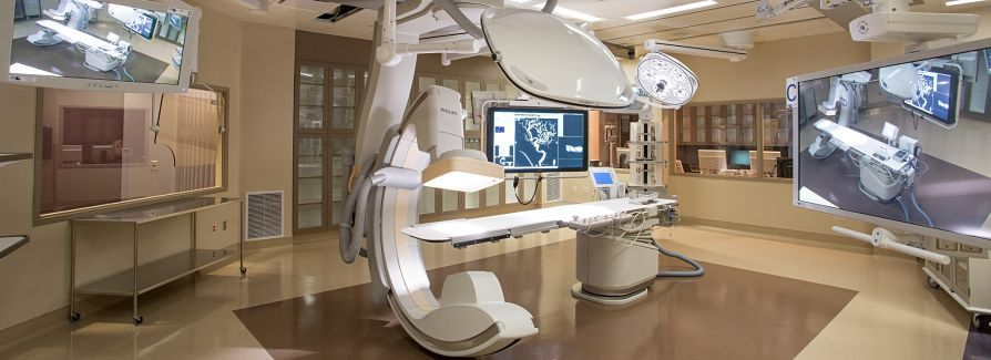 Hybrid Surgical Suite