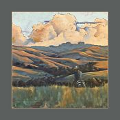 Hearst Ranch Painting