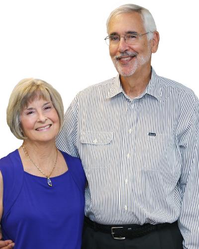 Portrait of Carol and Bob Kerwin