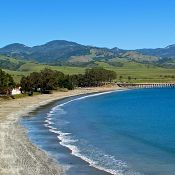 San Simeon Cove