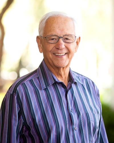 Portrait of Jim Sargen