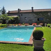 La Malpensatina Tuscany Villa